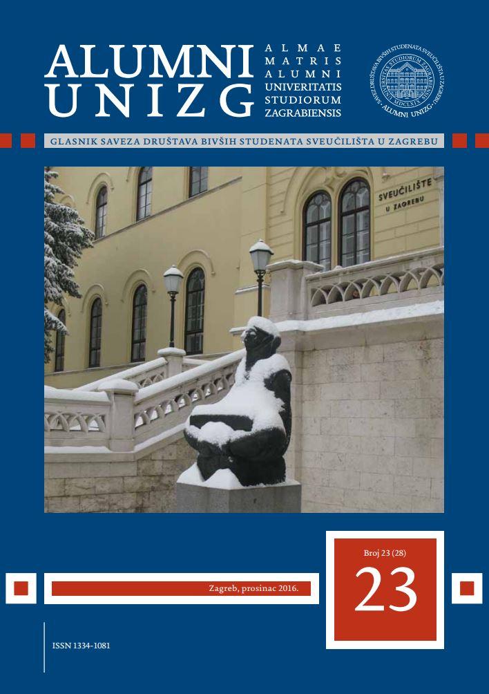 Glasnik Saveza društava bivših studenata i prijatelja Sveučilišta u Zagrebu 23(28), 2016