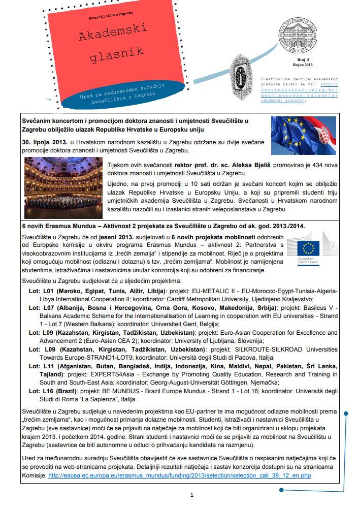 prikaz prve stranice dokumenta Akademski glasnik 8(2013)