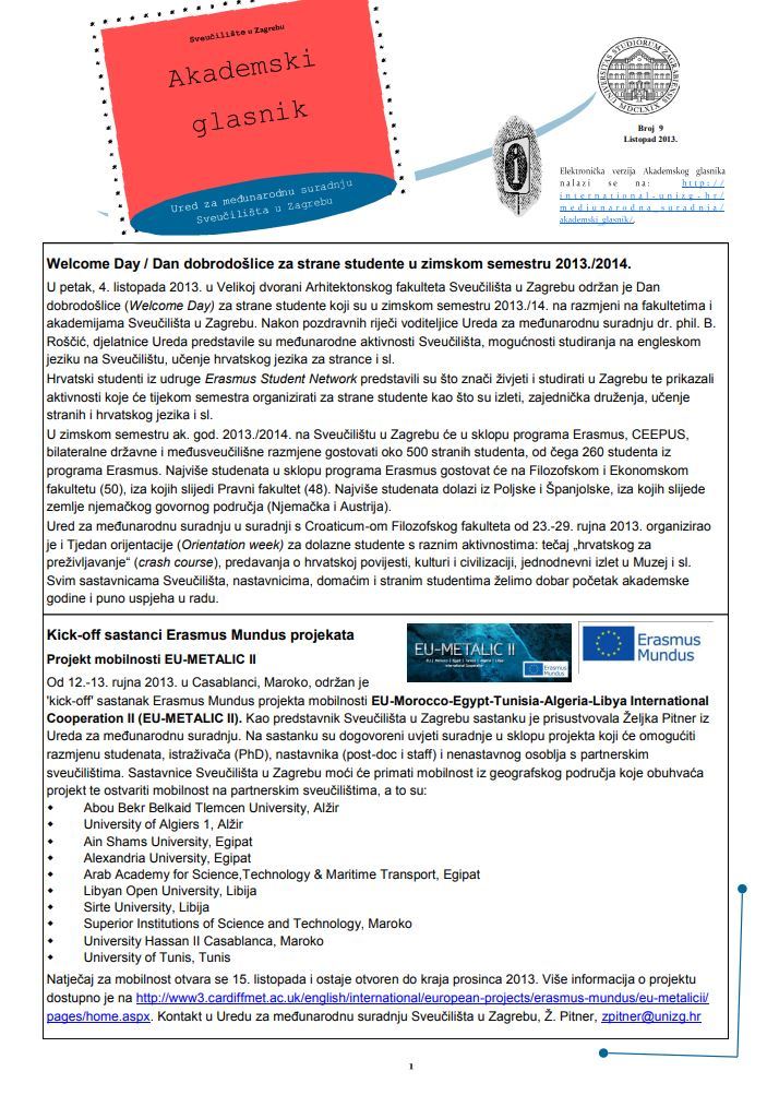 prikaz prve stranice dokumenta Akademski glasnik 9(2013)